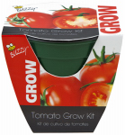 Buzzy 95530 Tomato Grow Kit, 4-In. Plastic Pot