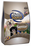 American Distribution & Mfg 26501 Dog Food, Dry, Senior, 18-Lbs.