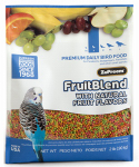 American Distribution & Mfg 81020 Pet Bird Food, Fruit Blend Avian Diet, Small, 2-Lb.