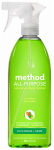 Method Products Pbc 00002 Naturally-Derived All-Purpose Cleaner, Cucumber Scent, 28-oz.