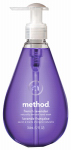 Method Products Pbc 00031 Naturally-Derived Gel Hand Soap, French Lavender, 12-oz.