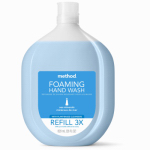 Method Products Pbc 00667 Foaming Hand Soap Refill, Sea Minerals, 28-oz.