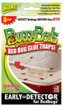 Vcm Products 70640 Home Buggy Beds Bedbug Glue Traps, 6-Pk.