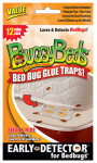 Vcm Products 70790 Buggy Beds Bedbug Glue Traps, 12-Pk.