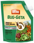 Scotts Ortho Roundup 0474510 Bug-Geta Snail & Slug Killer, 2-Lbs.