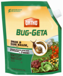 Scotts Ortho Roundup 0475610 Bug-Geta Snail & Slug Killer, 6-Lbs.