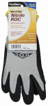 Magid Glove & Safety Mfg ROC10TM Nitrile-Palm Coated Glove, Medium