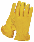 Magid Glove & Safety Mfg TB1640ETM Men's Deerskin Glove, Medium