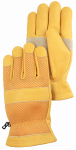 Magid Glove & Safety Mfg TB557ETL Premium Quality Grain Cowhide Gloves, L