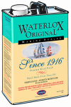 Waterlox Coatings 23809 Marine Sealer, Medium Sheen, 1-Qt.