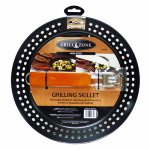 Blue Rhino Global Sourcing 00355TV BBQ Skillet, Non-Stick