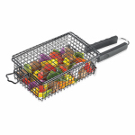 Blue Rhino Global Sourcing 00356TV BBQ Flip Basket, Non-Stick