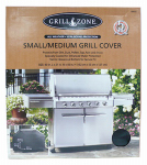 Blue Rhino Global Sourcing 00384TV Grill Cover, 60 x 21 x 50-In.