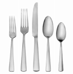 Robinson Home Products H098020A Nocha Flatware Set, 20-Pc.