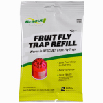 Sterling International FFTA-DB12 Fruit Fly Trap Refill, 2-Pk.