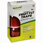 Sterling International FFTR2-SF6 Fruit Fly Trap, 2-Pk.