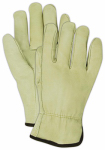 Magid Glove & Safety Mfg B6540ETM Leather Work Gloves, Medium