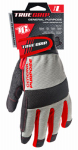 Big Time Products 9813-23 High-Performance Work Gloves, Touchscreen Compatible, Microfiber Suede, Large