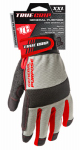 Big Time Products 9815-23 High-Performance Work Gloves, Touchscreen Compatible, Microfiber Suede, XXL