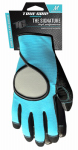 Big Time Products 9872-23 Signature Pro Glove, Touchscreen Compatible, Teal, Women's Medium