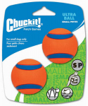 Petmate 17020 Dog Toy, Ultra Ball, 2-Pk.