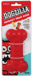 Petmate 52038 Dog Toy, Rubber Squeaky Treat, Rubber Bone