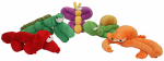 Multipet International 48117 Balloon Animal Dog Toy