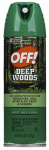S C Johnson Wax 01842 Deep Woods Insect Repellent, 6-oz.