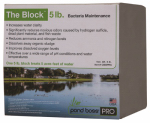 Geo Global Partners CBBPR5 Pond Bacteria Block, 5-Lbs.