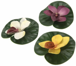 Geo Global Partners DFLP3 Floating Lily Pads, 3-Pk.