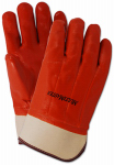 Magid Glove & Safety Mfg 338SCT LG BRN Winter PVC Glove