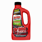 S C Johnson Wax 00117 Drano 32-oz. MaxGel Clog Remover