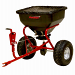 Precision Products TBS6500 Tow-Behind Broadcast Spreader, 130-Lb. Capacity
