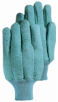 Magid Glove & Safety Mfg 466KWT LG GRN Chore Glove