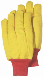 Magid Glove & Safety Mfg 565JT Fleece Chore Glove, Gold, XL