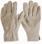 Magid Glove & Safety Mfg T340TL Suede Leather Work Gloves, Men's Large