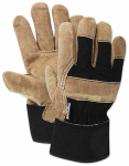 Magid Glove & Safety Mfg TB685ET LG Line Leather Palm Glove