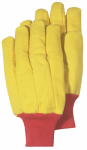 Magid Glove & Safety Mfg 565KWT12 Chore Gloves, Gold Fleece, Large, 12-Pk.