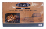 Blue Rhino Global Sourcing 00370TV BBQ Cooking Grid/Rock Grate, Non-Stick, Medium-Large