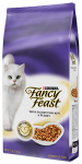 American Distribution & Mfg 46334 Cat Food, Dry, Gourmet Chicken & Turkey, 7-Lbs.
