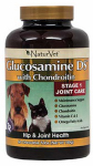 American Distribution & Mfg 03536 Pet Glucosamine Tablets, Double-Strength, Time-Released, 60-Ct.