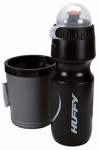 Huffy Bicycles 00398XX Performance Bicycle Beverage Holder & Water Bottle Combo, Gray & Blue