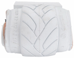 Huffy Bicycles 00314TR Bicycle Tire, Youth, White, 12 x 2.5-In.