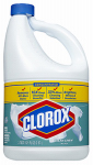 Clorox The 30773 Bleach, Clean Linen, 121-oz.