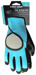 Big Time Products 9873-23 Signature Pro Glove, Touchscreen Compatible, Teal, Women's Large