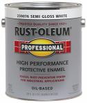 Rust-Oleum 239076 GAL Semi Gloss WHT Enam Coating