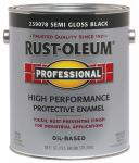 Rust-Oleum 239078 GAL Semi Gloss BLK Enam Coating