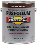 Rust-Oleum 215967 GAL BRN Gloss or Glass VOC Enamel