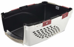 United Pet Group P-6017 Pet Suite/Crate, Single Door, Odor Control, 23-In.