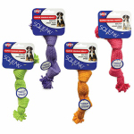 "Ethical Products 4357 9"" Squeak Rope Dog Toy"